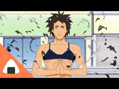 😂 Funniest/Weirdest Anime Scene — Plastic Nee-san