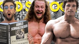 We Tried Arnold's Chest Routine *Juji's Weakpoint*