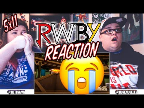 RWBY Volume 5: Chapter 11 - The More the Merrier REACTION!!