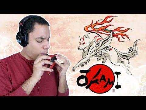 Okami - Reset (Thank You) - Ocarina/Guitar Cover || David Erick Ramos