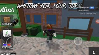 First vid!! Roblox Adventures Part.1 Murder mystery 2