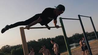 FREESTYLE SUMMER SESH | WORKOUT KRASNODAR