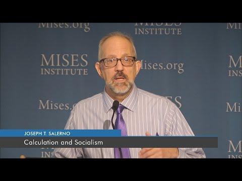 Calculation and Socialism | Joseph T. Salerno