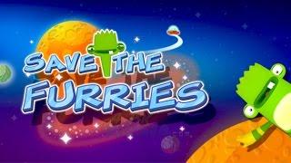 Save the Furries Android / iOS GamePlay - Trailer HD | Спаси Пушистиков - Андроид игра