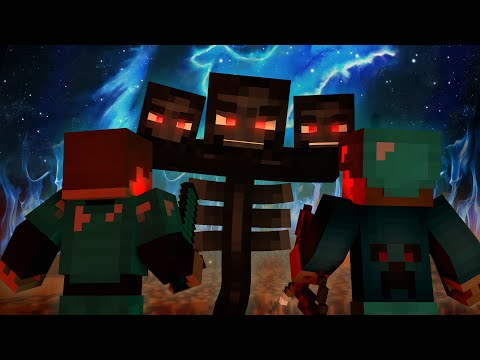 ♫ Can Stop The Wither  Minecraft Parody of Justin Timberlake  Cant Stop The Feeling