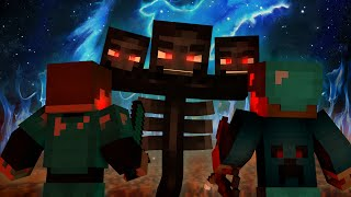♫ 'Can Stop The Wither' - Minecraft Parody of Justin Timberlake - Can't Stop The Feeling