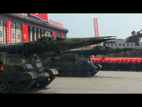 Thumbnail: Inside the Hermit Kingdom: North Korea launches failed missile