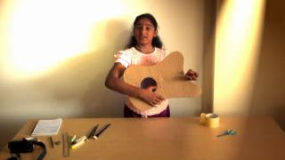 How To Make A Toy Guitar