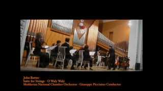 John Rutter Suite for Strings - O Waly Waly -