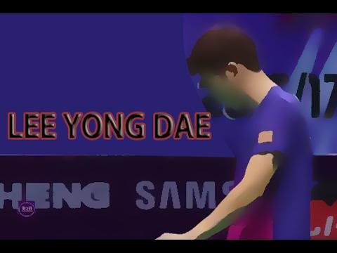 Badminton 2017 Purple League   Lee Yong Dae Mohd Arif Ab Latif vs Lim Khim Wah Tan Chee Tean