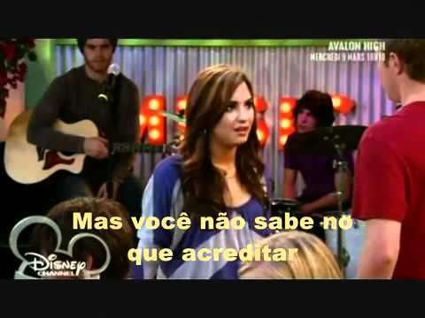 What To Do - Demi Lovato - com legenda (Sunny Entre Estrelas)