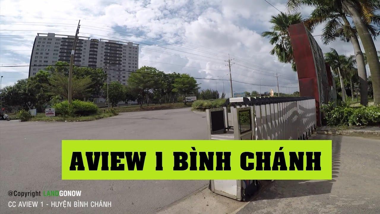Chung cư Aview 1, 13C Nguyễn Văn Linh, Phong Phú, Huyện Bình Chánh