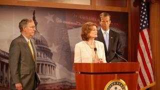 Murkowski Elected to Senate Leadership