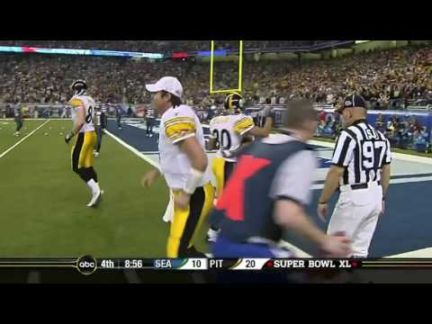 Super Bowl XL -  Antwaan Randle El