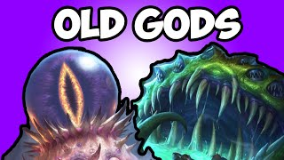 SEXY OLD GODS | Hearthstone Lore #2