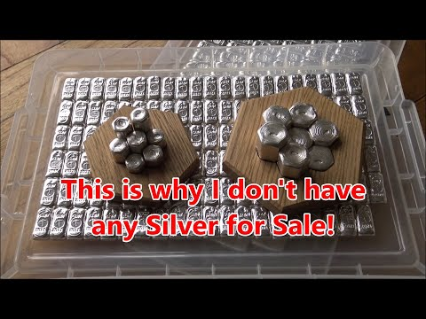 This is why I am NOT Selling Silver on my Website Any More....