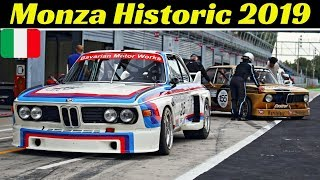 Monza Historic 2019 by Peter Auto - Friday, Day 2 Highlights - Ferrari 330 GTO, Cobra, BMW 3.0 CSL