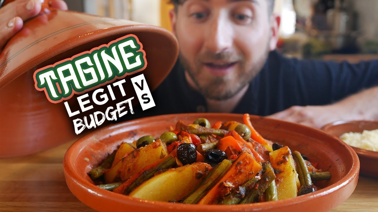Making Morocco's most famous dish using a $7 flower pot | Three Tagine Recipes