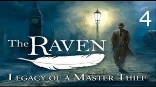 The Raven   Legacy of a Master Thief Прохождение с русским комментарием Часть 4