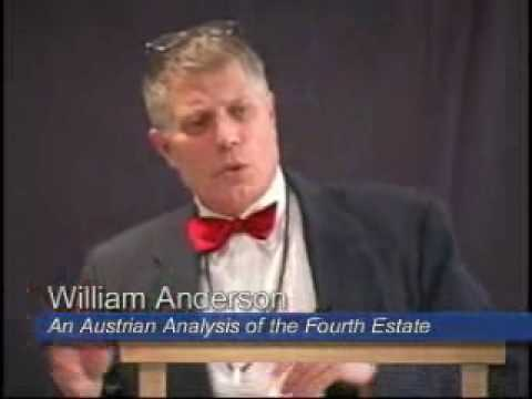 An Austrian Analysis of the Fourth Estate | William L. Anderson