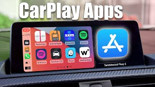 TOP 10 BEST Apple CarPlay Apps screenshot 2