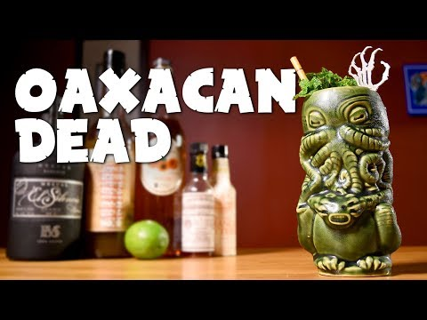 Oaxacan Dead - How to Make the Mezcal Tiki Drink Inspired by The Walking Dead
