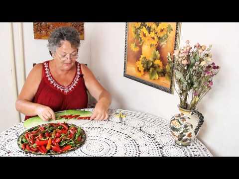 Как сохранить горький стручковый перец