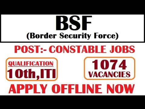 BSF RECRUITMENT 2017 || 10 P APPLY NOW || - YouTube on application for employment, application service provider, application to join a club, application database diagram, application to date my son, application to rent california, application error, application to join motorcycle club, application submitted, application in spanish, application for scholarship sample, application to be my boyfriend, application approved, application cartoon, application trial, application meaning in science, application template, application for rental, application insights, application clip art,