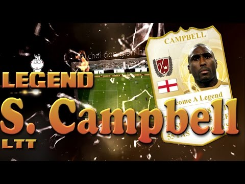 Kênh LTT | Review S. Campbell World Legend - FIFA Online 3 Việt Nam