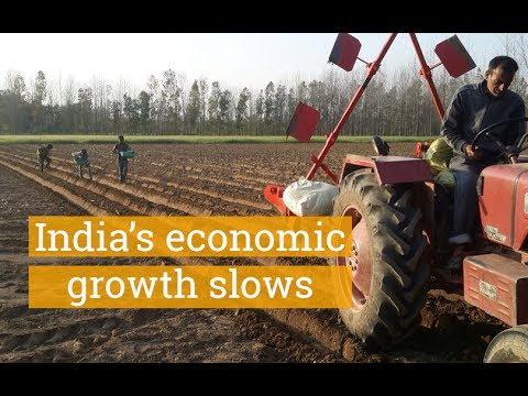 India no longer world's fastest-growing major economy