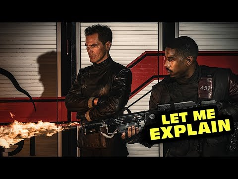 HBO's Fahrenheit 451 - Let My Explain