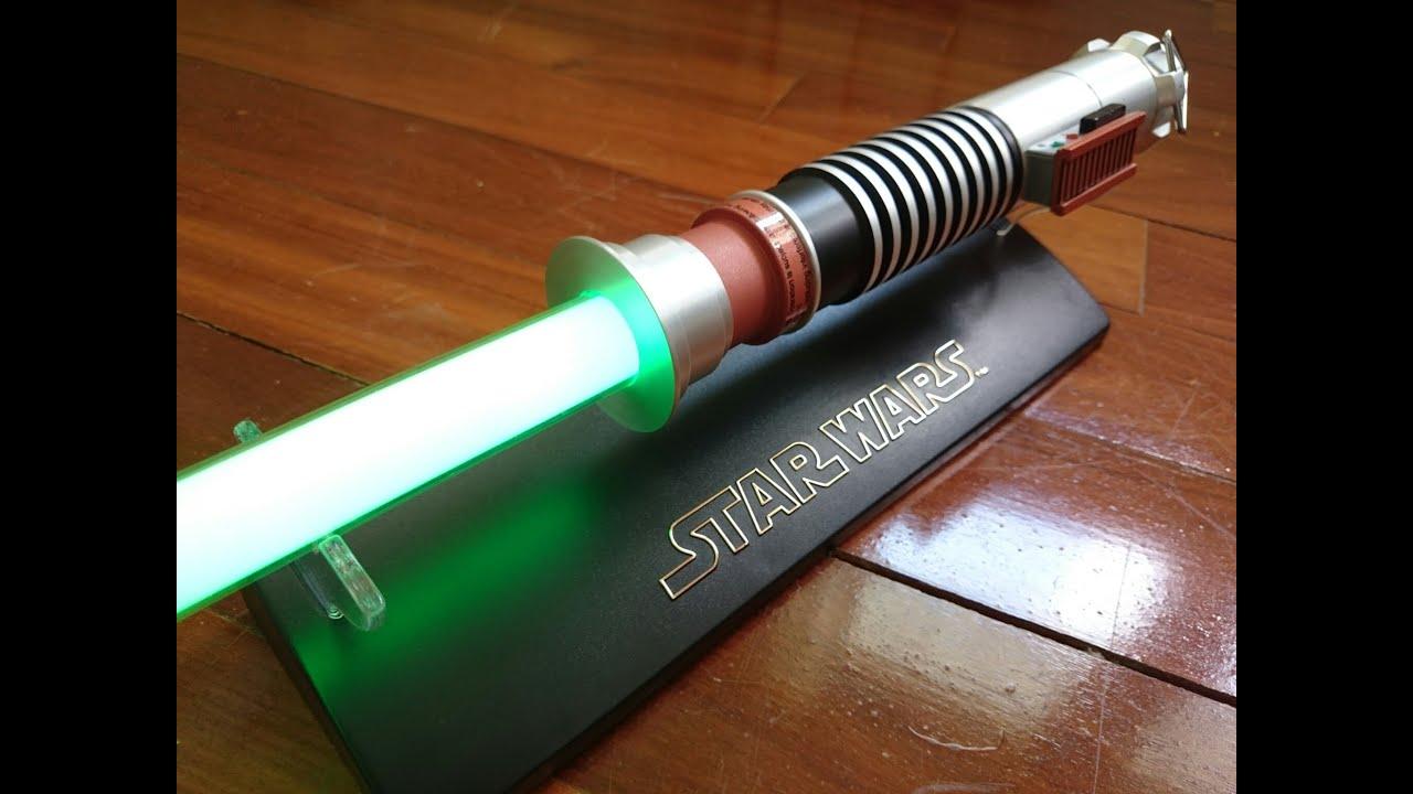 Hasbro Force FX Signature Series - Luke Skywalker ...