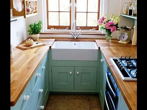 25 Kitchen Ideas For Your Tiny Home