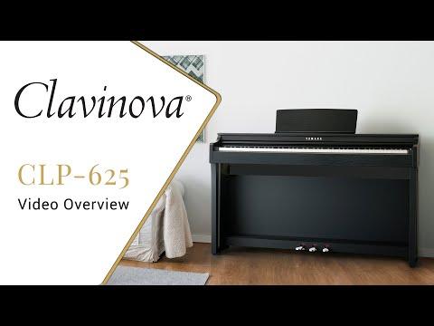 Discontinued - The CLP-625 Yamaha Clavinova