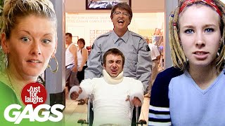 Best of Mall Pranks Vol. 6 | Just For Laughs Compilation