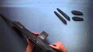 fnh usa fnar heavy barrel rifle