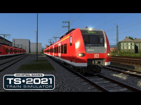 Let´s Play Train Simulator 2020 BR 425 RB nach Altenburg |