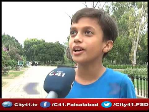 41 Report : Faisalabad weather become pleasant after rain