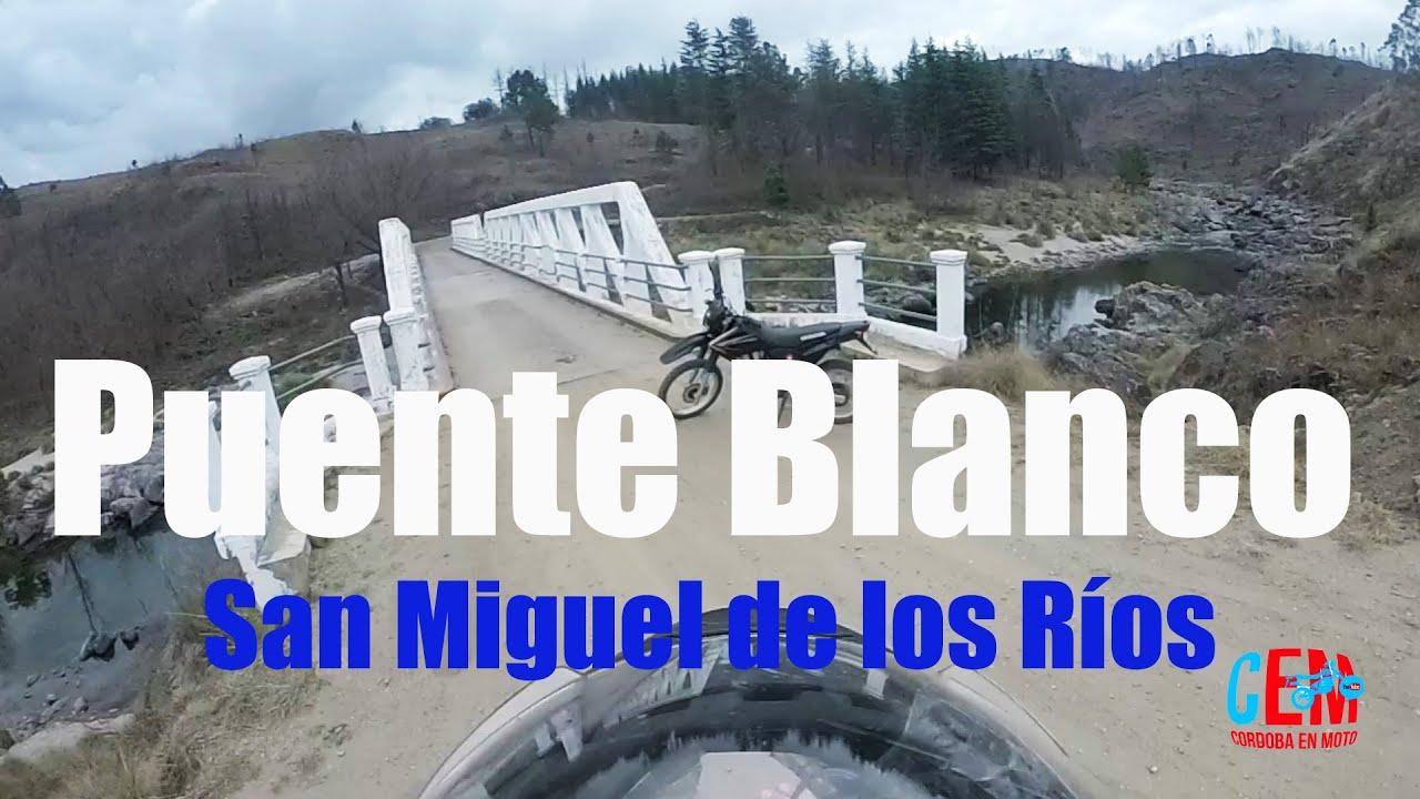 Puente Blanco- San Miguel de los Ríos-Córdoba en Moto