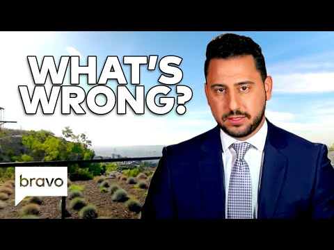 What Is Wrong With This $7.4 Million Home? | Million Dollar Listing: LA Highlights (S12 Ep9)