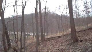 Hunting 2B in PA~Watch Out for the Game Warden ! LOL !.wmv