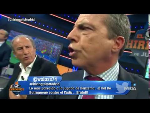 """Soria, a Petón: """"¿Feliz? ¡¡Que te ha echado el Madrid por cuarta vez!!"""