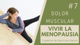 Menopausia dolores musculares durante la