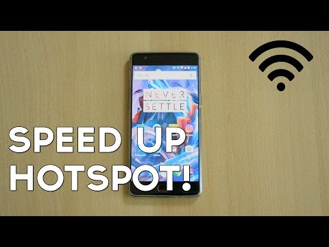 How to make your mobile hotspot faster for ps4