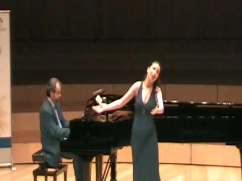 Ekaterina Goncharova  Micaela's aria. Carmen.
