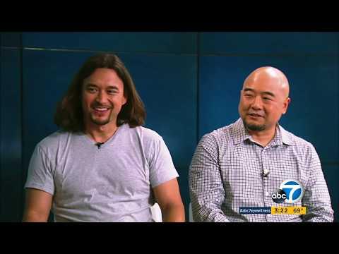 Thompson Tee Talks Shark Tank & Sweat Proof Undershirts on ABC7