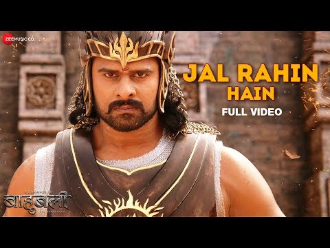 Jal Rahin Hain - Full Video | Baahubali - TheBeginning | Maahishmati Anthem | Kailash Kher
