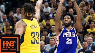 Philadelphia Sixers vs Indiana Pacers Full Game Highlights | 11.07.2018, NBA Season