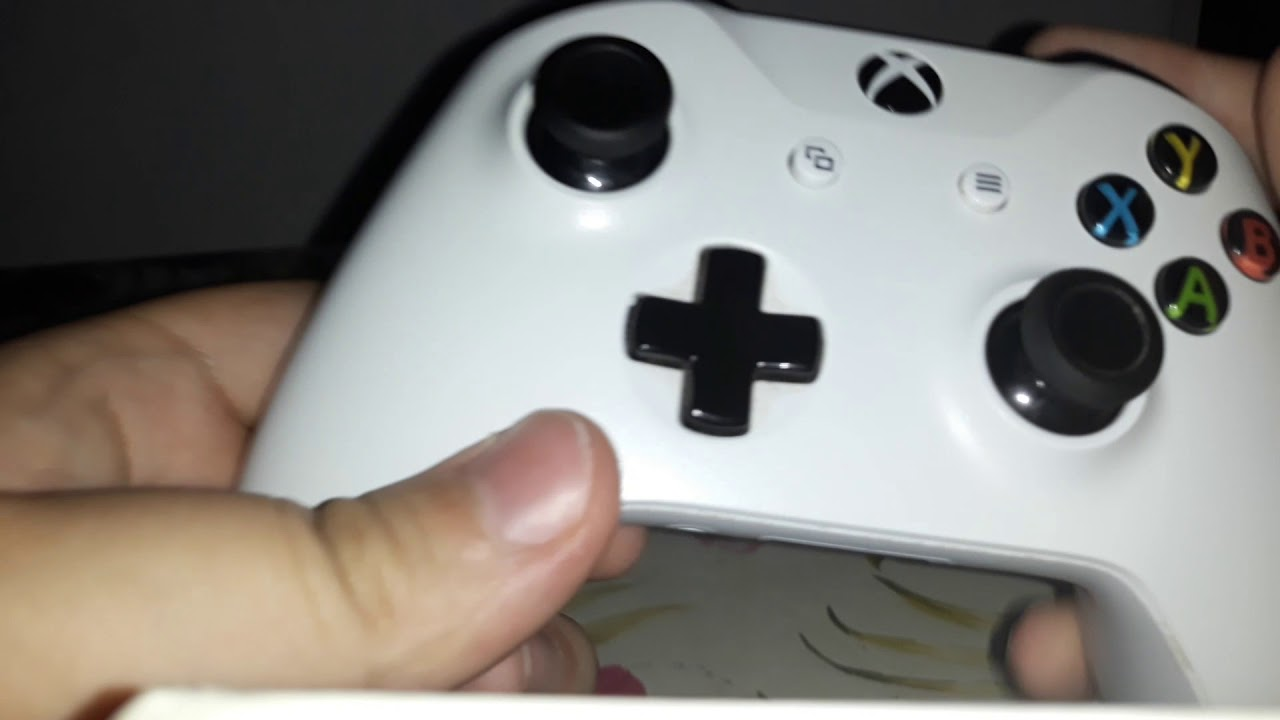 How to fix a stuck LB/RB Button (Xbox one controller)