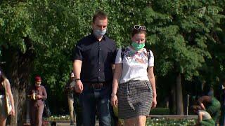 Москва первый день живет в обновленном, уже подзабытом графике.